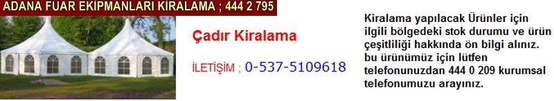 Adana çadır kiralama firması iletişim ; 0 505 394 29 32
