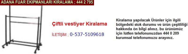Adana çiftli vestiyer kiralama firması iletişim ; 0 505 394 29 32