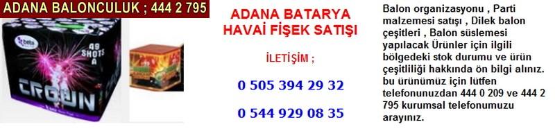 Adana batarya havai fişek satışı firması iletişim ; 0 544 929 08 35
