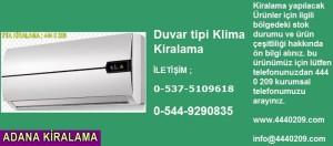 Adana duvar-tipi-kiralik-klima
