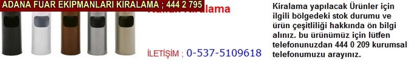 Adana küllük kiralama modelleri çeşitleri firması iletişim ; 0 505 394 29 32