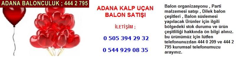 Adana kalp uçan balon satışı firması iletişim ; 0 544 929 08 35