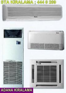 Adana kiralık klima model ve çeşitleri