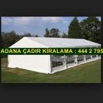 Adana kiralik-cadir-120 modelleri iletişim bilgileri ; 0 537 510 96 18