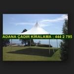 Adana kiralik-cadir-132 modelleri iletişim bilgileri ; 0 537 510 96 18