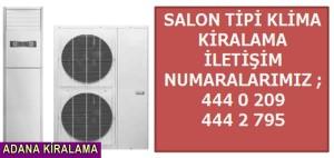 Adana kiralik-salon-tipi-klima-kiralama