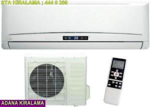 Adana klima kiralama