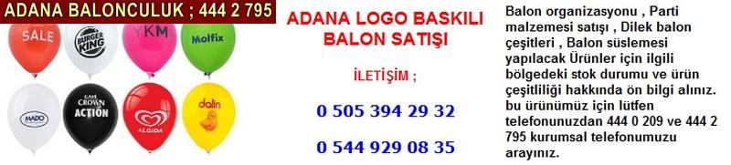 Adana logo baskılı balon satışı firması iletişim ; 0 544 929 08 35