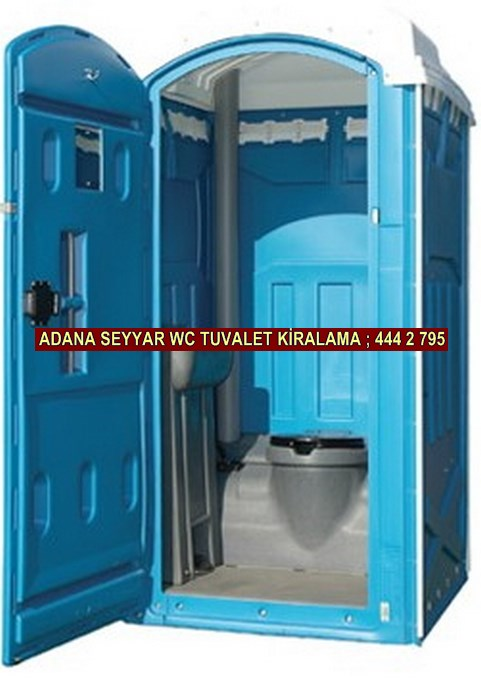 Adana mobil portatif wc tuvalet kabini kiralama firması iletişim ; 0 505 394 29 32