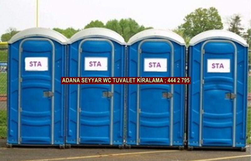 Adana mobil tuvalet wc kabini kiralama satış firması iletişim ; 0 505 394 29 32