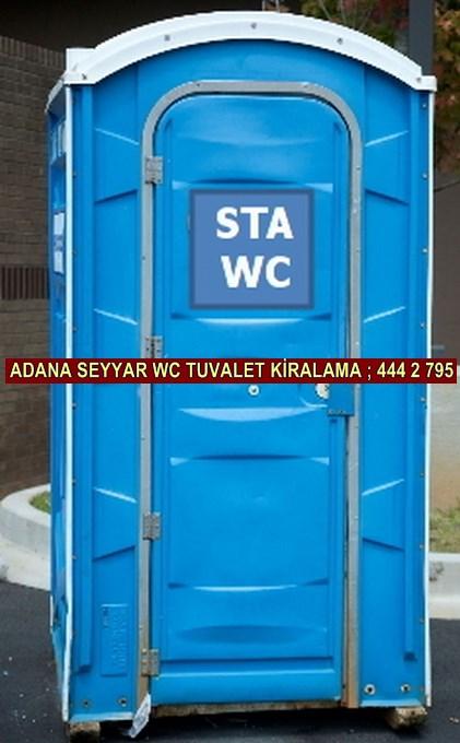 Adana mobil wc tuvalet kiralama firması iletişim ; 0 505 394 29 32
