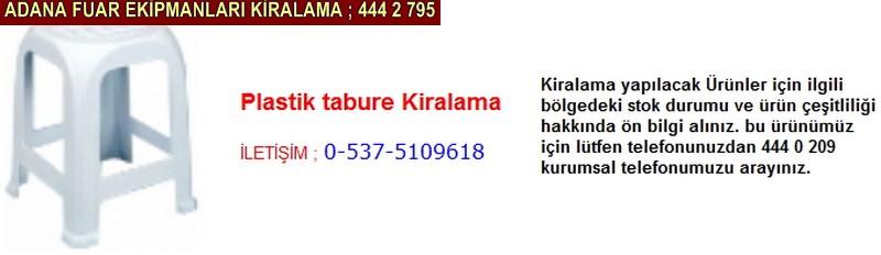 Adana plastik tabure kiralama firması iletişim ; 0 505 394 29 32