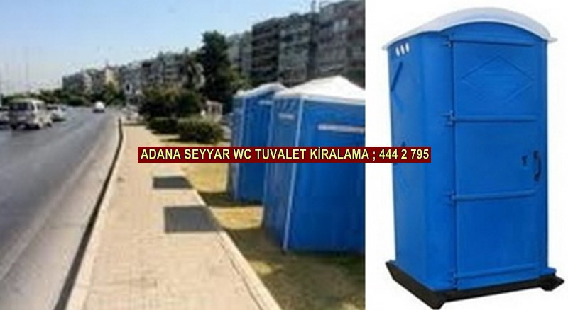 Adana portatif seyyar mobil wc tuvalet firması iletişim ; 0 505 394 29 32