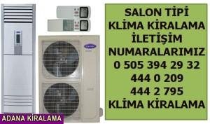 Adana salon-tipi-kiralik-klima-fiyatlari