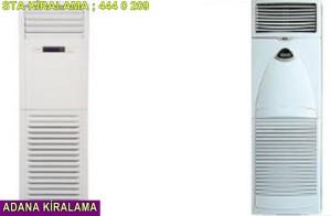 Adana salon tipi klima kiralama