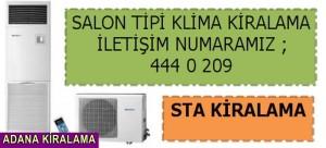 Adana salontipiklimakiralama