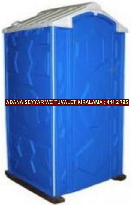 Adana seyyar tuvalet kabini kiralama satış firması iletişim ; 0 505 394 29 32