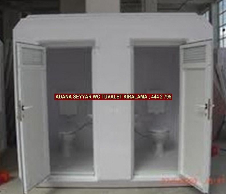 Adana tuvalet wc kabini kiralama satış firması iletişim ; 0 505 394 29 32