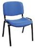 Seminer form sandalye Mavi Kiralama